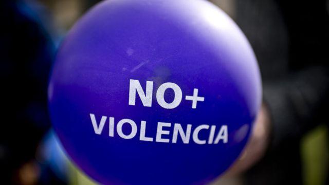 Globo contra la violencia