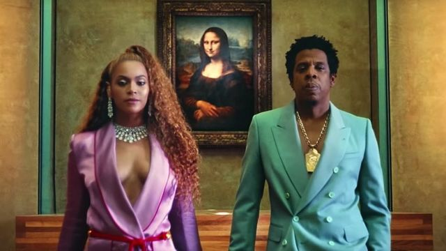 Beyoncé and Jay-Z help boost Louvre visitors in 2018