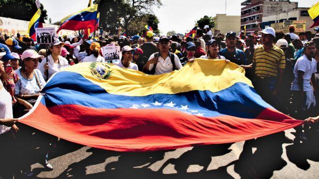 Protest protiv Madura