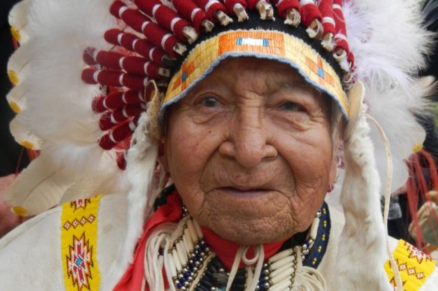 Dances with Wolves actor Chief David Bald Eagle dies at 97