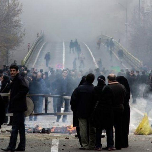 عاشورای ۱۳۸۸ تهران
