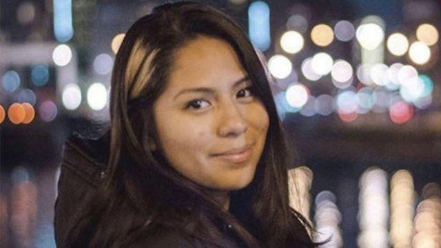 米国の大学生ゴンザレスさんは襲撃の犠牲となった