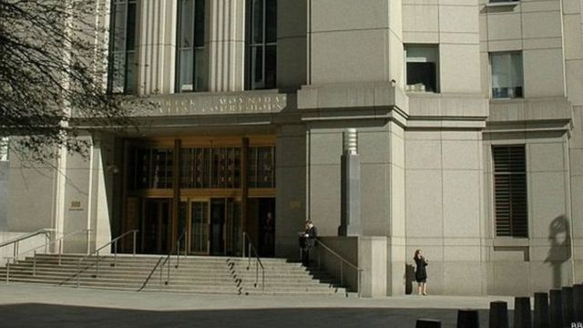 Суд в Нью-Йорке