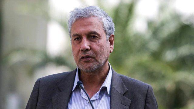 علی ربیعی، وزیر کار ایران