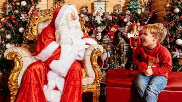 Christmas Events Tulsa 2021 Coronavirus What Will Covid 19 Mean For Christmas Events Bbc News