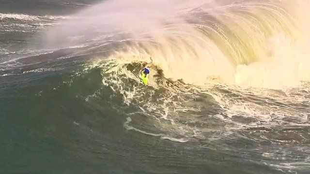 Surfers in California