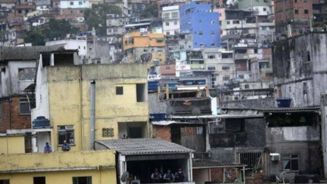 Favelas - AP