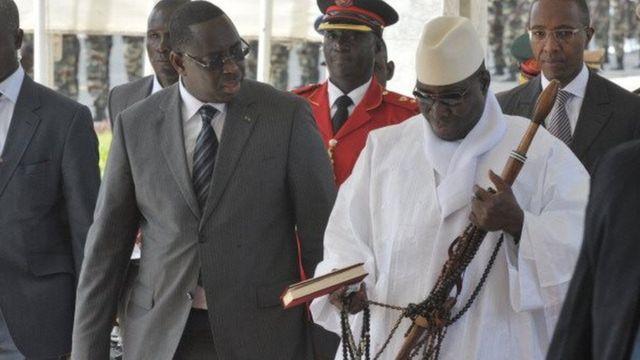 """Le projet de résolution introduit par le Sénégal souligne que l'""""instabilité en Gambie pourrait menacer la paix internationale et la sécurité de la région""""."""