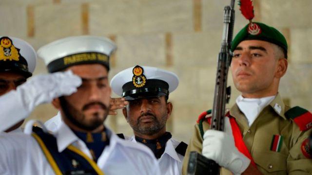 পাকিস্তানের সেনাবাহিনী