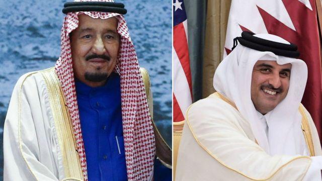 قطر او سعودي