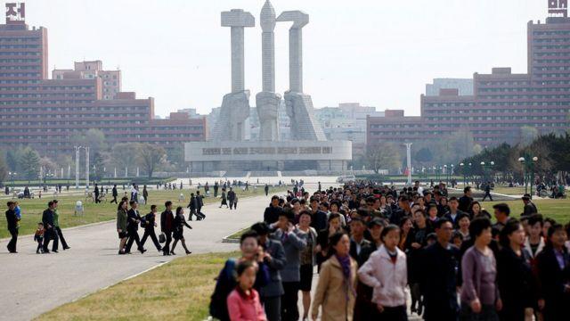 Korea Utara, Pyongyang