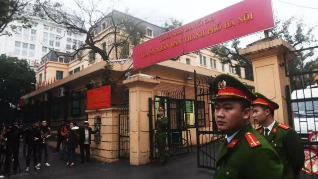 Tòa án Nhân dân TP Hà Nội (Ảnh minh họa)