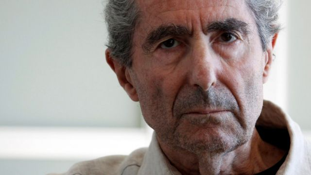 Philip Roth en 2010