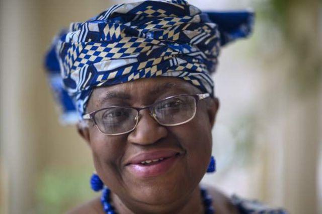 Ngozi Okonjo-Iweala annonce sur Twitter qu'elle est