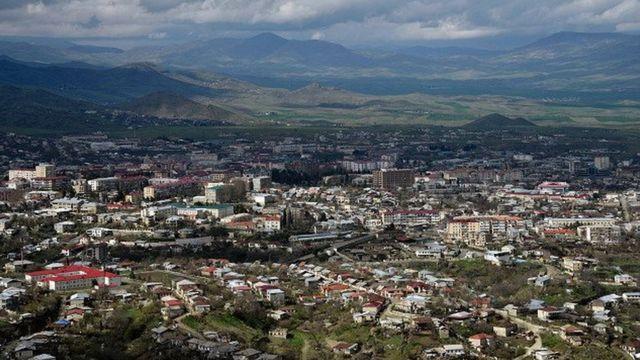 Xankəndi (Stepanakert)