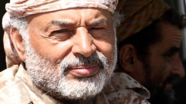 اللواء أحمد سيف اليافعي