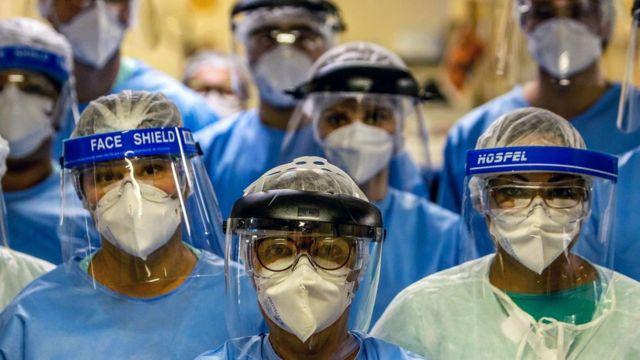 Médicos en Brasil