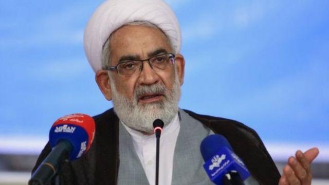 محمد جعفر منتظری دادستان کل ایران
