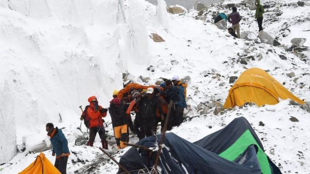 Nepal mulls Everest age and disability restrictions