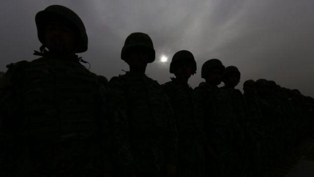 نیروهای امنیتی