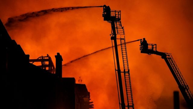 'Final phases' of Glasgow art school fire investigation