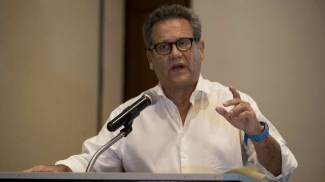 Arturo Cruz.