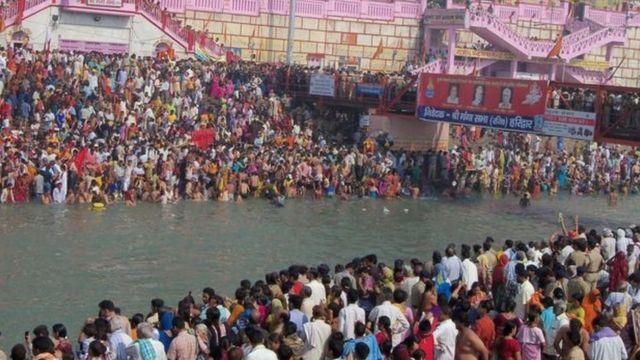 गंगा नदी का घाट