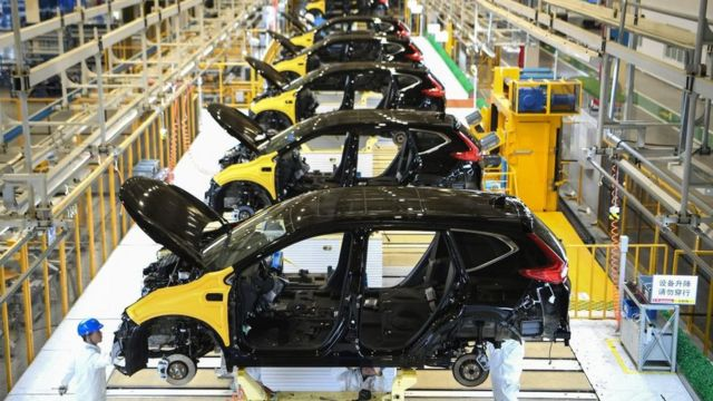 Fabrica de coches
