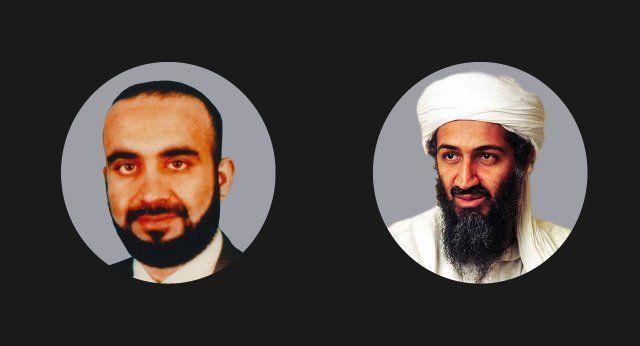Халид Шейх Мохаммед и Усама бен Ладен