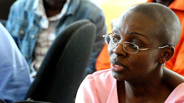 Victoire Ingabire ngo amaze iminsi 7 atagemurirwa