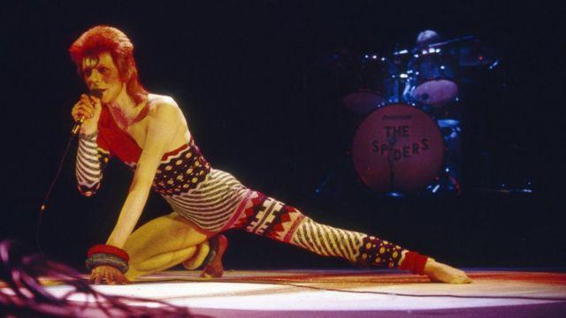 Дэвид Боуи. 1973 год