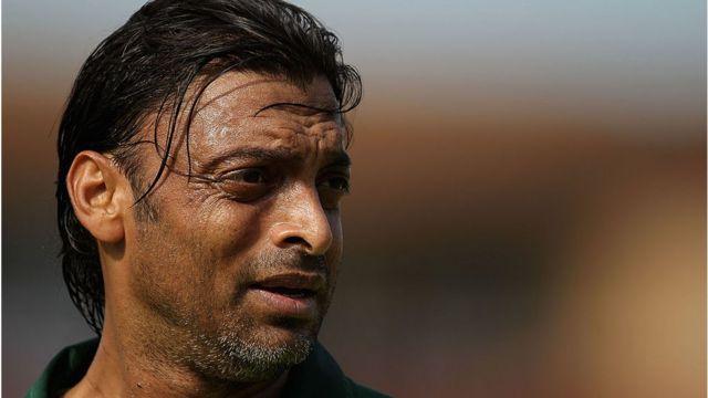 পাকিস্তানের সাবেক ক্রিকেটার শোয়েব আখতার।