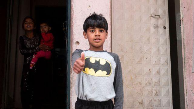 Сирийский беженец в Анкаре