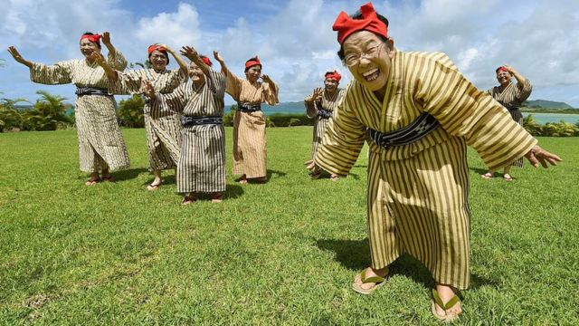 Mujeres de Okinawa