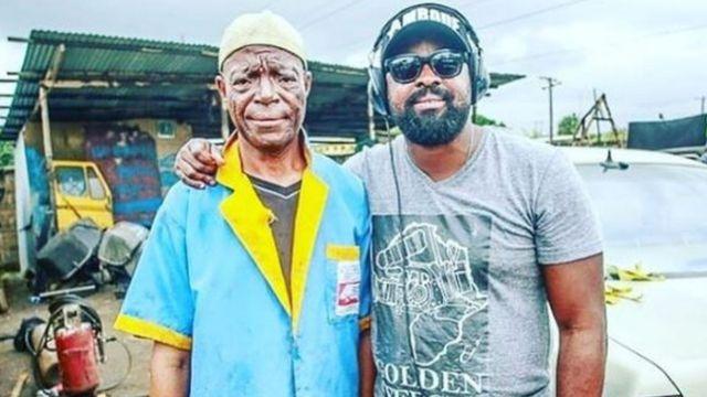 Alabi Yellow ati Kunle Afolayan