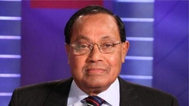 বিএনপি নেতা মওদুদ আহমদ