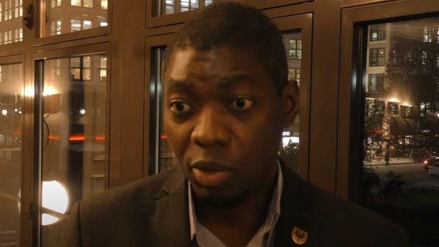 Qemal Affagnon - Responsable pour l'Afrique de l'Ouest et centrale d'Internet Sans Frontières