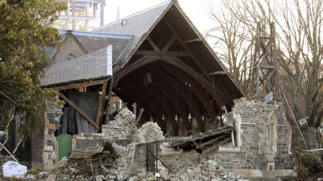 Dans cette même zone, 185 personnes avaient péri en février 2011, dans un séisme.