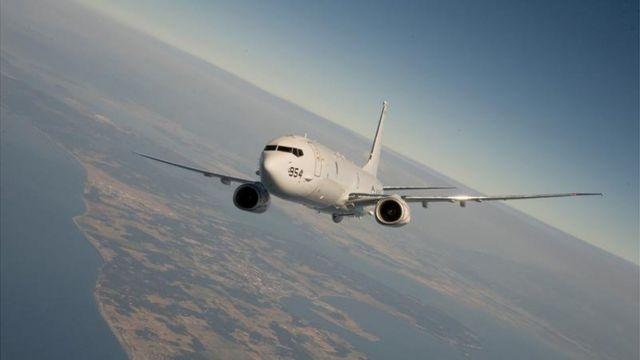 "самолет-разведчик Р-8 ""Посейдон"" ВМС США"