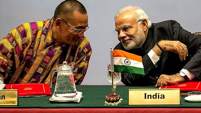 انڈیا بھوٹان