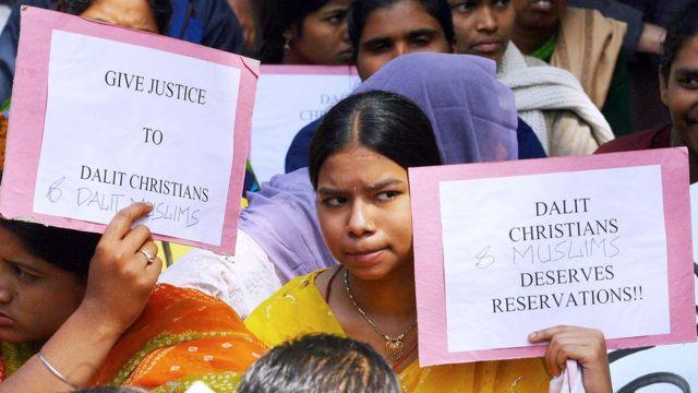 दलित ईसाई