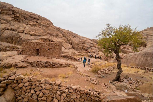 Kapela na Sinajskoj gori