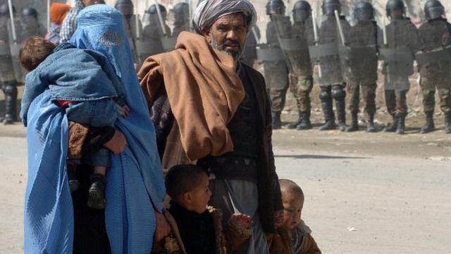 Afganistan'da çatışmalar ve işgaller, yıllar içinde milyonlarca insanın evlerini terk etmesine yol açtı
