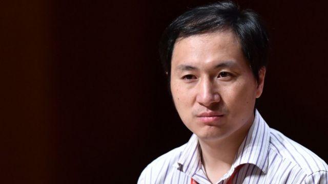 Хэ Цзянькуй на конференции в Гонконге