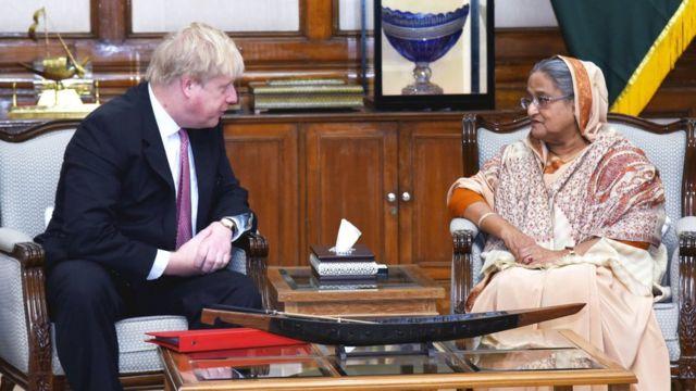 ဘင်္ဂလားဒေ့ရှ်နဲ့ ဒုက္ခသည်အရေး ဘာတွေလုပ်ဖို့ လိုသလဲဆိုတာ မျှဝေသုံးသပ်ခဲ့သလို ဒီအချက်တွေကို မြန်မာအစိုးရနဲ့ ဆွေးနွေးဖို့လိုမယ်