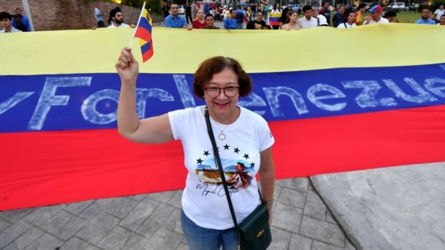 Protesta en Panamá
