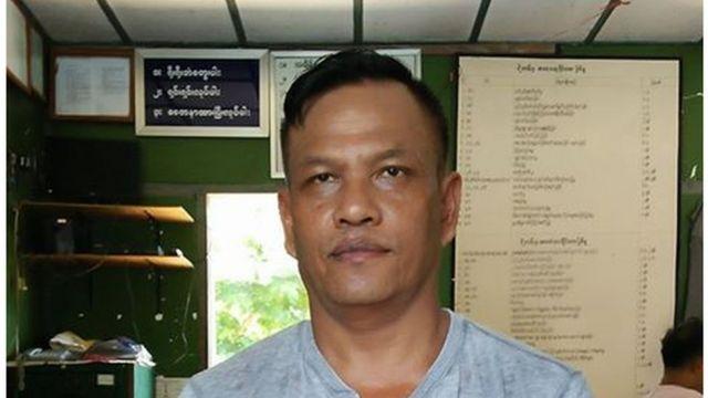 U Min Htay