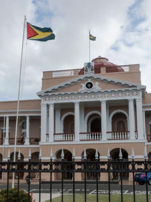 Parlamento de Guyana