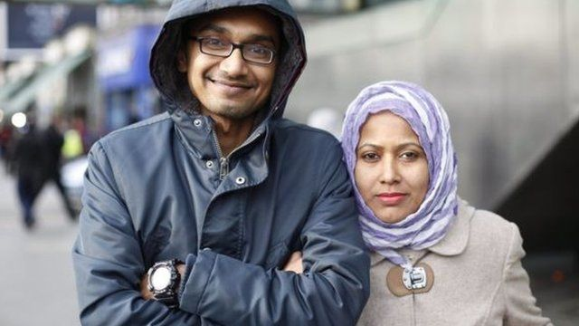 Tangir Ahamed and Rehena Parvin