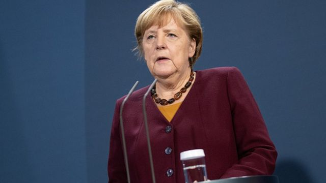 Merkel, Türkiye'ye yaptırım ihtimalinin 10 Aralık'taki AB zirvesinde görüşüleceğini açıkladı - BBC News Türkçe